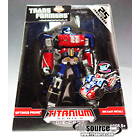 Titanium - War Within Optimus Prime - MISB