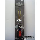 Japanese Transformers Animated - Family Mart Prize F - Cellphone Strap - Optimus Prime Metallic Version