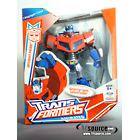 Transformers Animated - Voyager Class Optimus Prime - Robot Mode - MISB