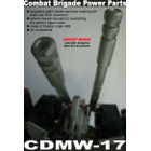CDMW-17 - Combat Brigade Power Parts - Upgraded Missile Launcher