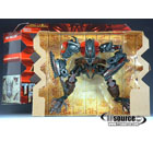 Transformers Revenge of the Fallen - Voyager Class - The Fallen - MIB