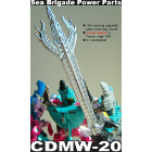CDMW-20 Sea Brigade Power Parts - Giant Incendiary Sword