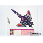 Transformers G1 - Loose - Cyclonus - AFA 85 U85