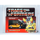 Transformers G1 - Boxed - Sunstreaker - AFA 85