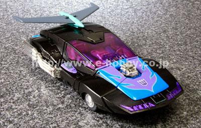 MP-09B Masterpiece Black Version Rodimus Prime