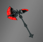 Custom - War Axe Accessory - Carnage Axe