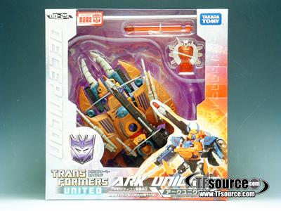 Transformers United - UN-29 Ark Unicron