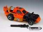 Transformers G1  - Sandstorm - Loose - 100% Complete