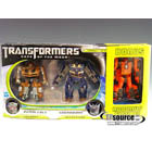 DOTM - Exclusives Legends Giftset - Bumblebee Soundwave Rodimus