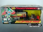 Transformers G2 - Laser Optimus Prime - MIB - Near Complete