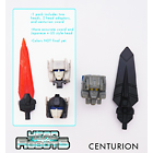 Headrobots - Centurion - Upgrade Kit - MOC