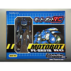 PE-DX-01B RC - Perfect Effect - RC Motorcycle - Blue Version