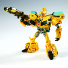 Japanese Transformers Prime - AM-02 - Bumblebee