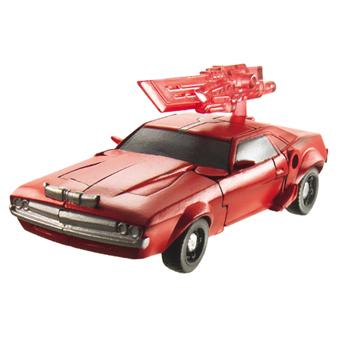 Japanese Transformers Prime - EZ-05 - Cliffjumper