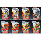Transformers Prime Deluxe Series 01 - Robots in Disguise - Factory Sealed Case of 8