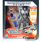 Transformers Prime Voyager Series 01 - Robots in Disguise - Megatron