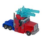 Cyberverse Commander Series 01 - Robots in Disguise - Optimus Prime with DVD