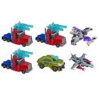 Cyberverse Commander Series 01 - Robots in Disguise - Case of 6 with DVD
