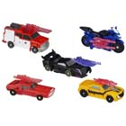 Cyberverse Legion Series 02 - Robots in Disguise - Set of 5