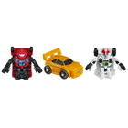 Bot Shots - 3 Pack Series - Bumblebee, Sentinel Prime, Prowl