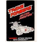 Instruction Manual - Attack Cruiser - Grade B