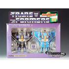 Robot Masters - Thundercracker and Skywarp
