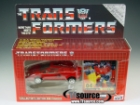 Collectors Edition - Reissue 04 Sideswipe - World Character Convention Exclusive - MISB - Box As Shown