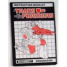 Instruction Manual - Crosshairs - Grade A