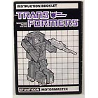 Instruction Manual - Motormaster - Grade A
