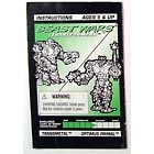 Instruction Manual - Optimus Primal - Beast Wars - Grade B