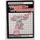 Instruction Manual - Perceptor - Grade B