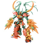 Japanese Transformers Prime - AM-19 - Gaia Unicron