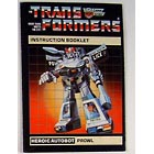 Instruction Manual - Prowl - Grade A
