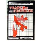 Instruction Manual - Scattershot - Grade B