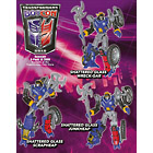 Botcon 2012 - Shattered Glass - Set of 3 Junkions