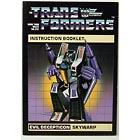 Instruction Manual - Skywarp - Grade A