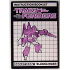 Instruction Manual - Slugslinger - Grade A