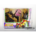 Lucky Draw - Japanese Beast Wars - D-35 Black Magmatron - AFA 80