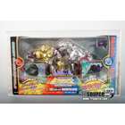 Lucky Draw - Japanese Beast Wars - VS-40 Gold Convoy vs. Silver Megatron - AFA 80