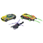 Transformers Prime Deluxe Series 04 - Robots in Disguise - Set of 3
