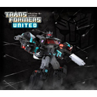 Transformers United - Tokyo Toy Show - Black Version Optimus Prime
