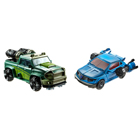 Transformers Prime Deluxe Series 05 - Robots in Disguise - Set of 2 Sergeant Kup & Rumble