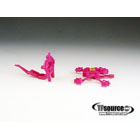 Japanese Transformers Prime - Arms Micron - Set of 2 Pink