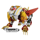 Japanese Transformers Prime - AM-28 - Leo Prime