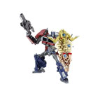 Japanese Transformers Prime - AM-01 - Exclusive Battle Shield Optimus Prime