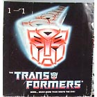 Catalog - 1988 Transformers - 5th Series