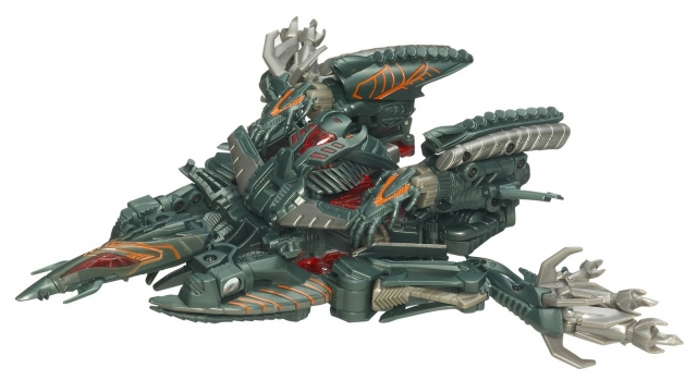 ROTF - Voyager Class - The Fallen - Loose - 100% Complete