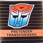 Catalog - 1989 Transformers - 6th Series - Pretenders