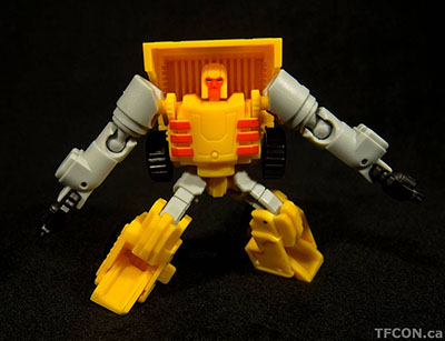 TFcon 2012 Exclusive - Shafter