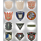 Transformers Pin Collection - Series 01 - Movie Series - Box of 20
